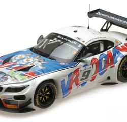 Миниатюра BMW Z4 GT3 Michel Vaillant